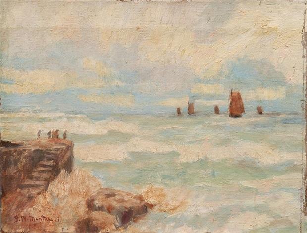 on the dutch shore by gerhard arij ludwig morgenstjerne munthe