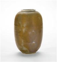 vase by otto lindig and walburga külz