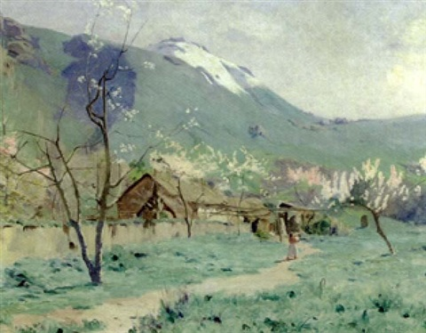 primavera by alberto valenzuela llanos