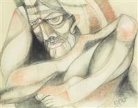 portrait d'homme by ruben camacho