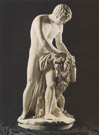 androcles and the lion by randolph john rogers