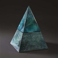 piramide portaghiaccio by aldo tura