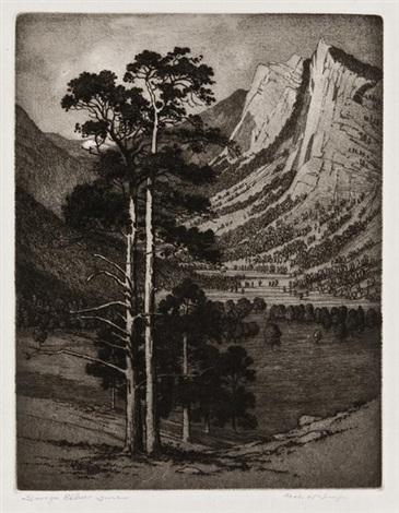 november black canyon irgr 2 works by george elbert burr