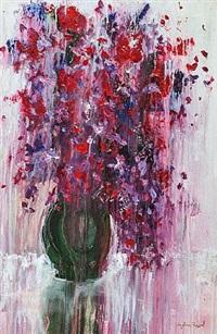 flower study i by angelina raspel