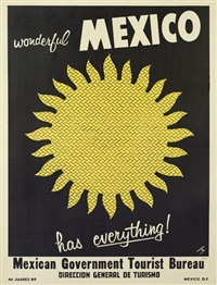 wonderful mexico has everything! (+ wonderful mexico has everything!; 2 works) by ley