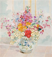spring flowers by sybil craig