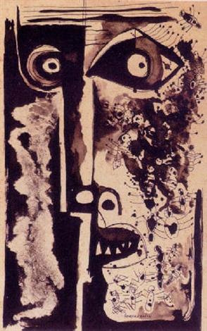 hormiguitas by oswaldo guayasamín on artnet
