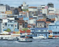 istanbul by ginette rapp