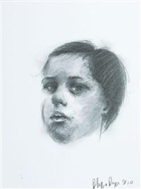 portrait de laura by philippe pasqua