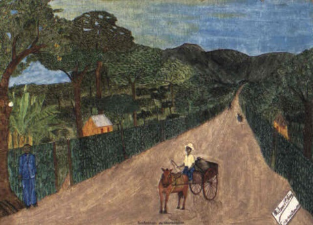 tombereau du charbonnier by philomé obin