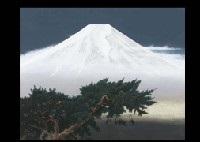 mt.fuji by takashi ishida