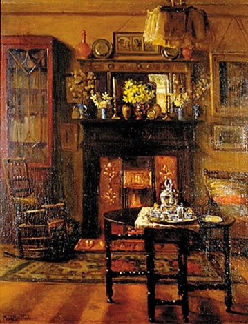 interior by maud hall rutherford neale