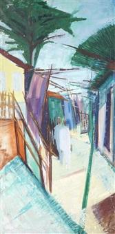a lagos street by yusuf grillo