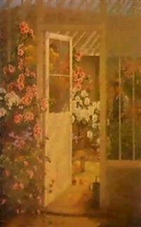 azaleas by john ernest foster