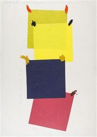 royal collage of art by aldo mondino