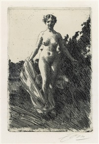 summer by anders zorn
