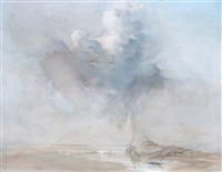 waiting for the tide by frederick sands