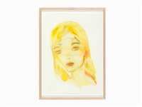 untitled (girl) by kim mccarty