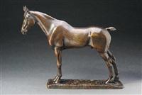 cheval de selle by pierre nicolas turgenov