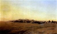 le campement by alexandre svoboda