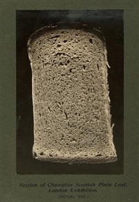 book of bread (bk w/22 works, 4to) by owen simmons