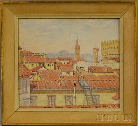 florence roofs by evelyn abelson