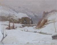 nevicata by roberto leone