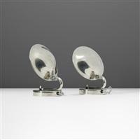 adjustable lights model 3530 (pair) by josef hurka