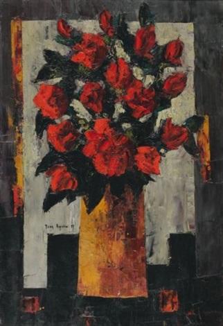 les dernières roses by tony agostini