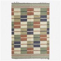 vita rutmattan flatweave carpet by marta maas-fjetterstrom