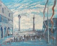 piazetta (venice) by lloyd lozes goff