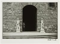 florence. italy by elliott erwitt