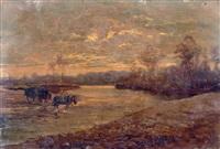 paesaggio by leonardo roda
