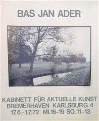 broken fall (organic) by bas jan ader