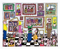 my favorite frame by james rizzi