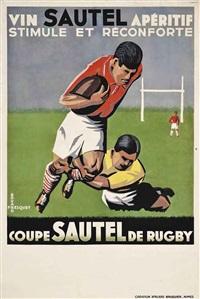 coupe sautel de rugby by bonard fresquet