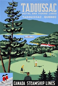tadoussac/canada's steamship lines by roger couillard
