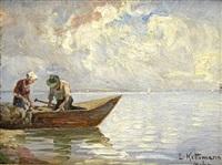 fishing by erwin kettemann