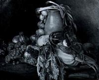 stilleben mit obst und gemüse by albert janesch
