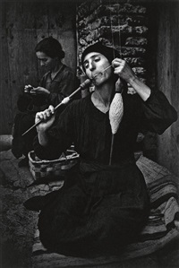 the spinner by w. eugene smith