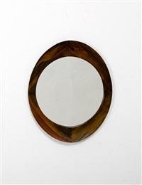specchio da parete by franco campo and carlo graffi