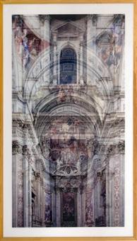 sant'ignazio de loyola, roma by roland fischer