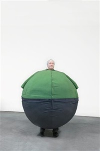 erwin wurm reimagines the frankfurter for synthesa