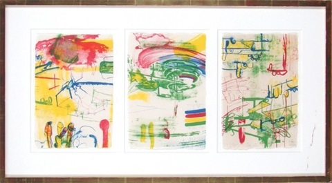 color message set of 3 by carroll dunham
