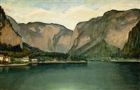 bergsee by soter vonasek