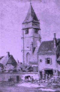 aubigny-sur-nère (cher) by charles martin-sauvaigo