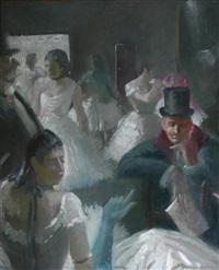 ballet dancers by robert henderson blyth