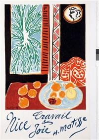 nice, travail & joie by s. garnier and henri matisse
