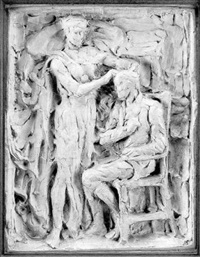 an allegorical relief by james pittendrigh macgillivray