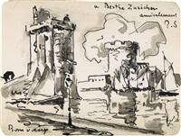 le port de la rochelle by paul signac